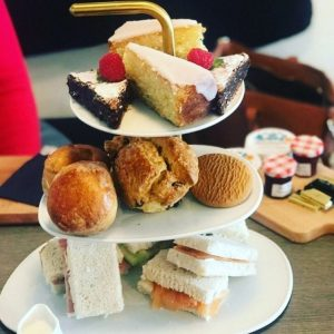 afternoon tea richmonds bakery